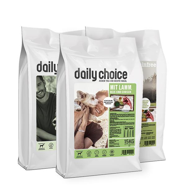 daily choice Hundefutter Trockenfutter