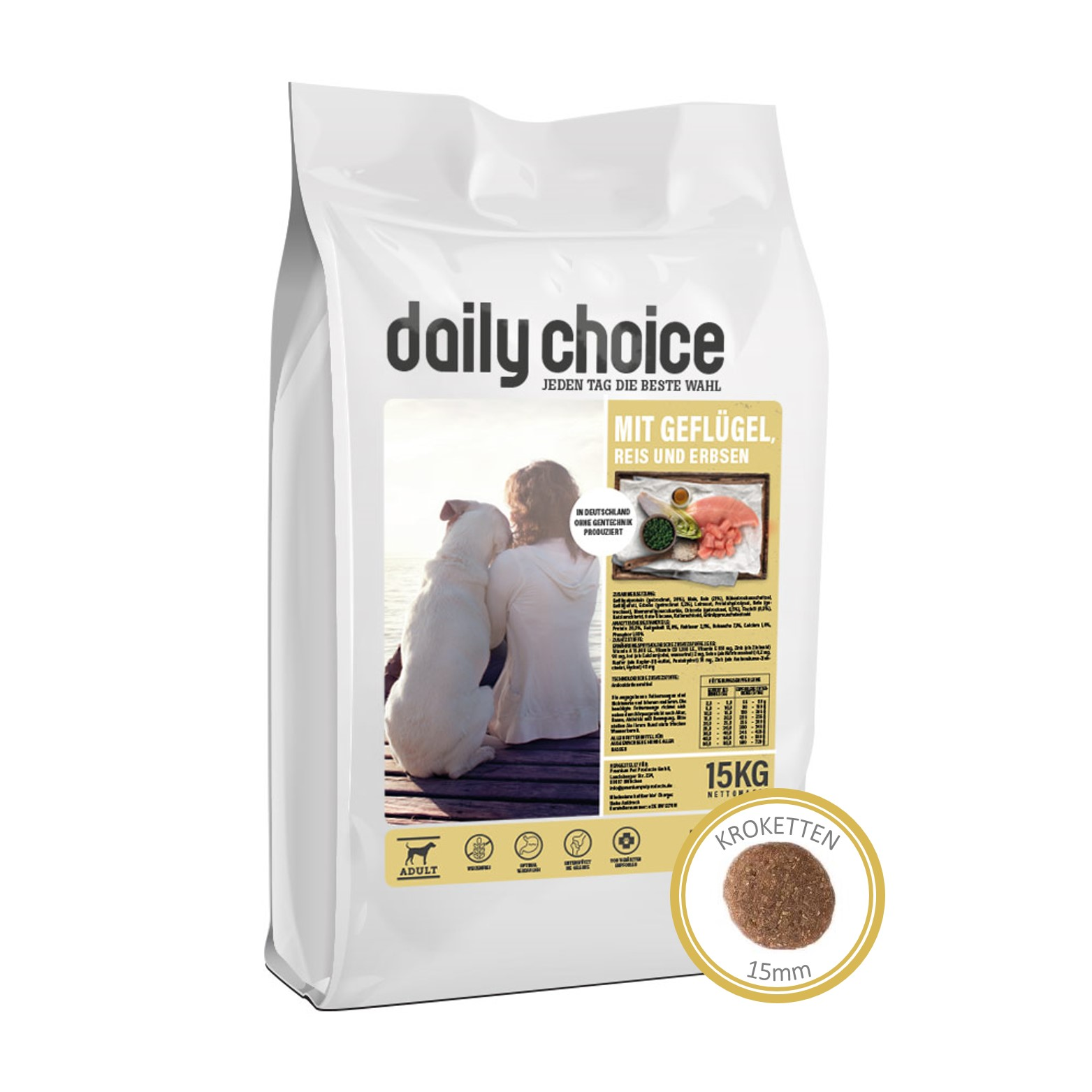 daily choice basic mit Geflügel