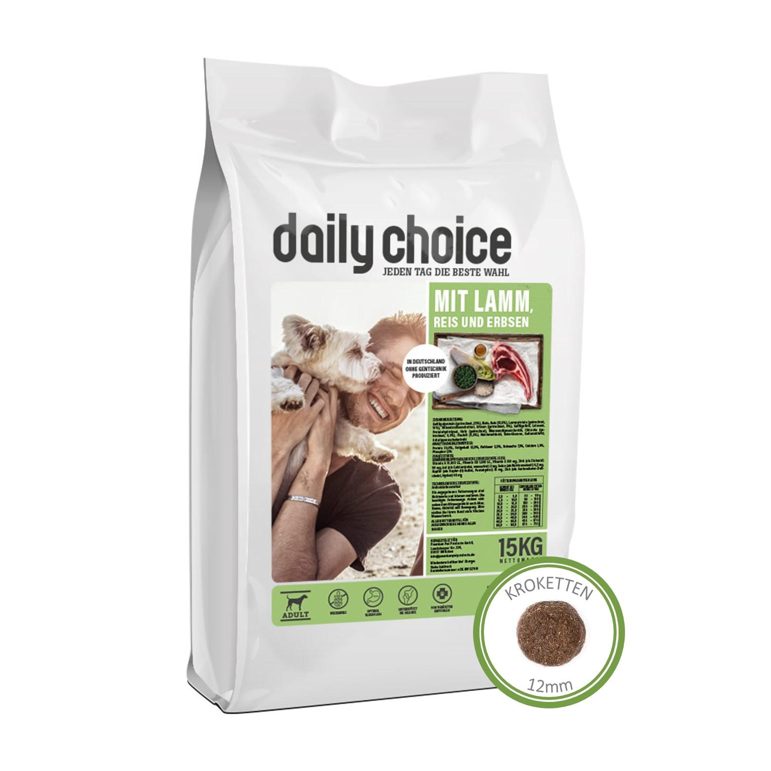 daily choice basic mit Lamm