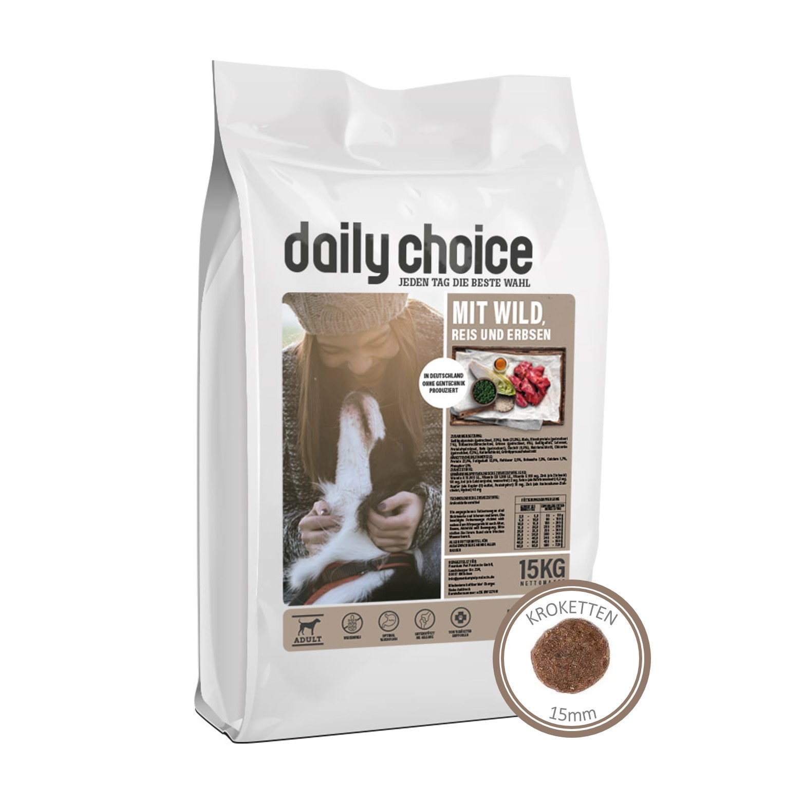 daily choice basic mit Wild