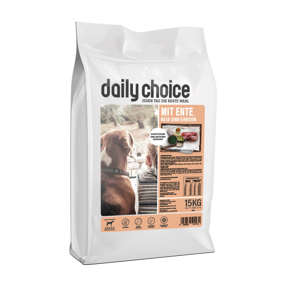 daily choice basic ente
