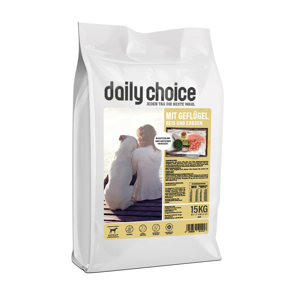 daily choice basic geflügel