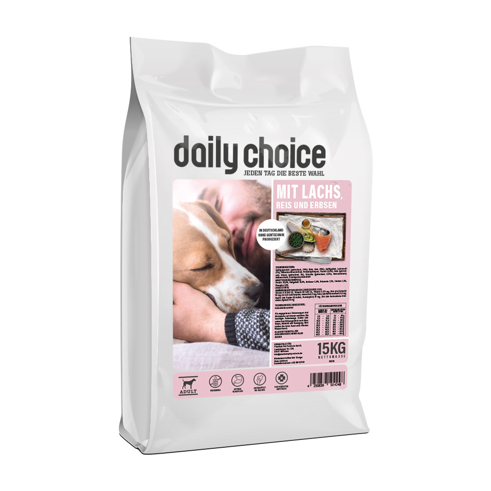daily choice basic lachs