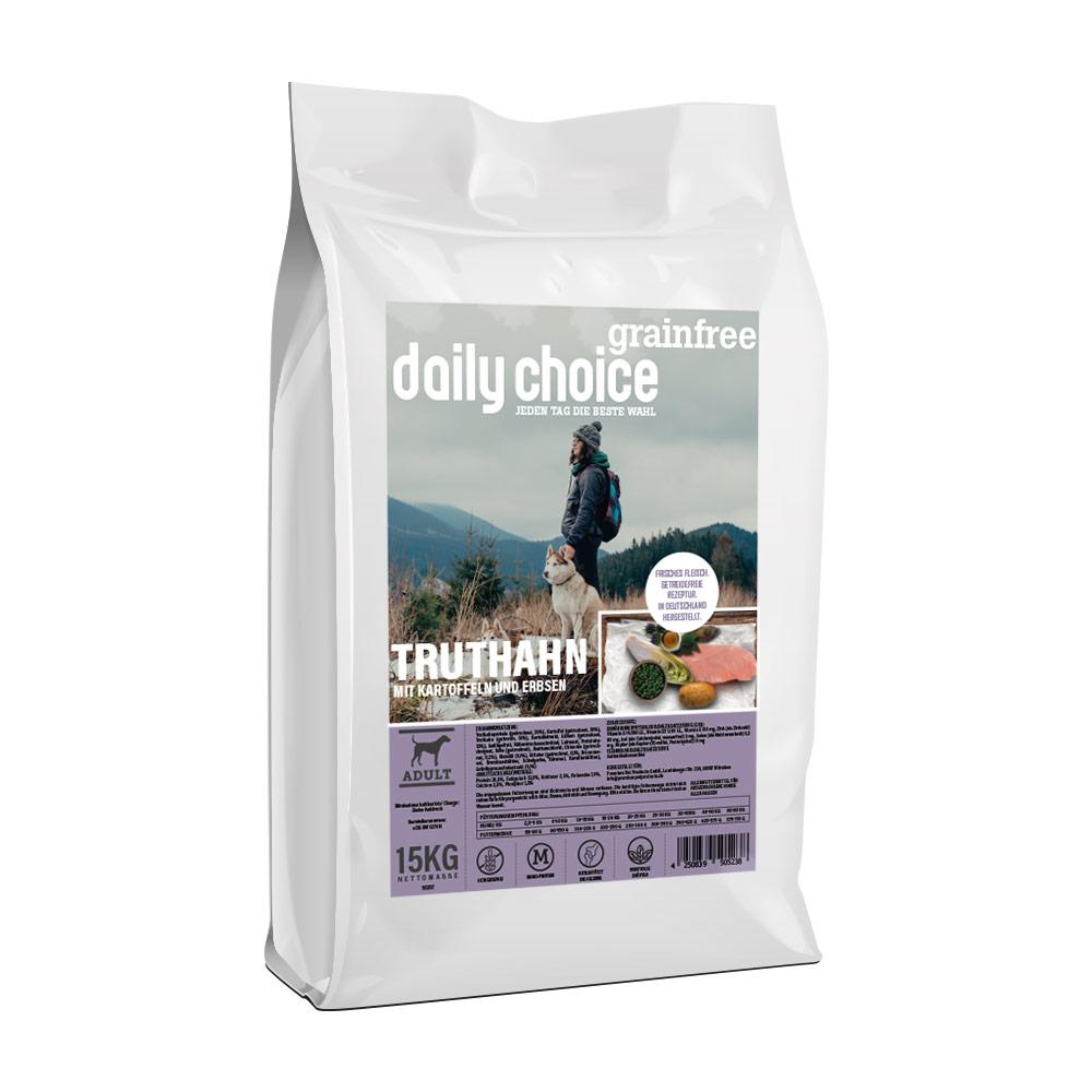 daily choice grainfree truthahn