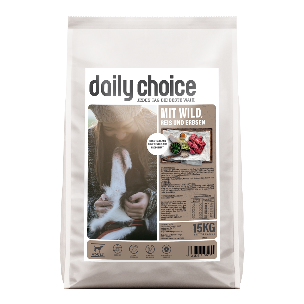 daily choice basic mit Wild