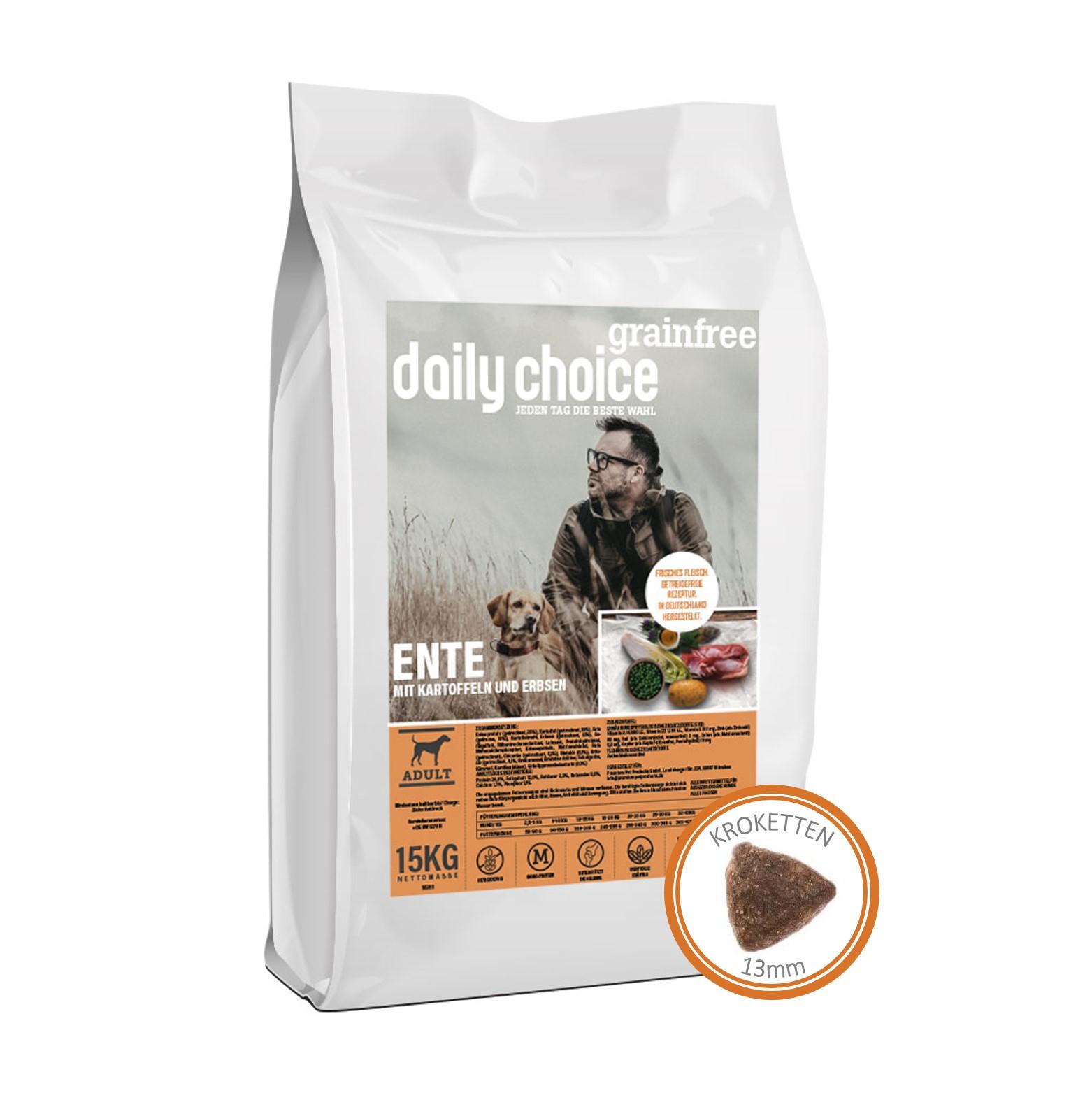 daily choice grainfree ente